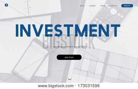Investment Financial Opportunity Budget Money