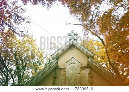 Church Believe Faith Religious Cemetery