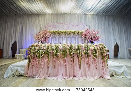 beautiful wedding table decorations and flowers holiday decorations