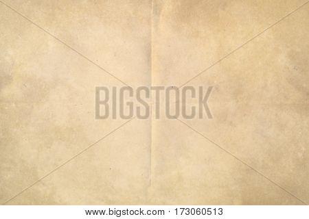 Background of vintage ligth brown old paper