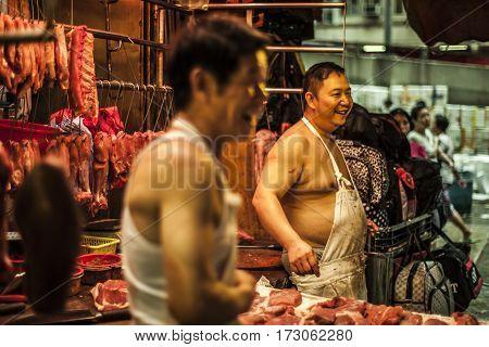 Hong Kong Butchers