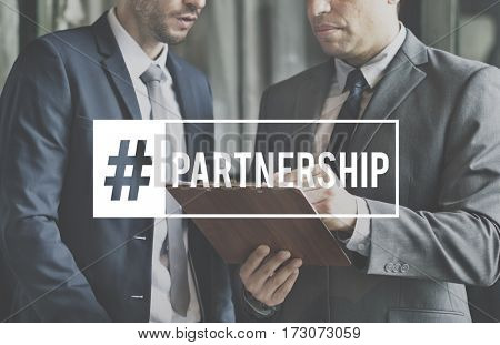 Planning Plan Business Partnership Word