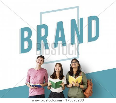 Brand Advertising Business Strategy Icon