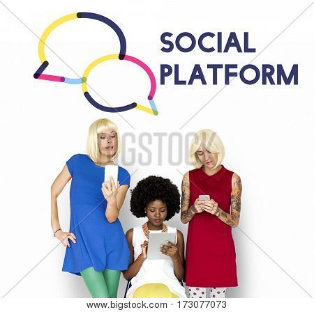 Social Media Networking Internet Technology