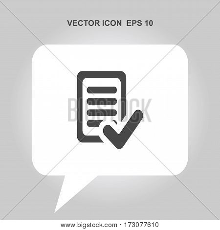 document with ok Icon, document with ok Icon Eps10, document with ok Icon Vector, document with ok Icon Eps, document with ok Icon Jpg, document with ok Icon Picture, document with ok Icon Flat