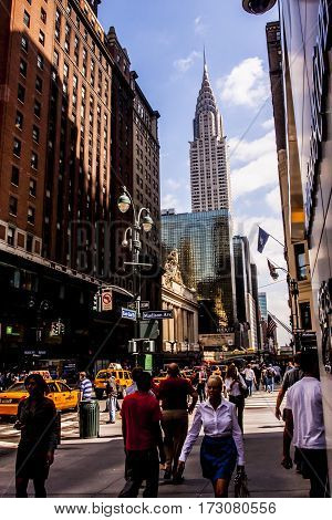 Chrystler Building