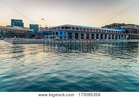 BALTIMORE, USA: Founded in 1729, Baltimore is the second largest seaport in the Mid-Atlantic. With hundreds of identified districts, city has been dubbed