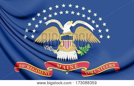 Flag_of_the_20Th_maine_volunteer_infantry_regiment