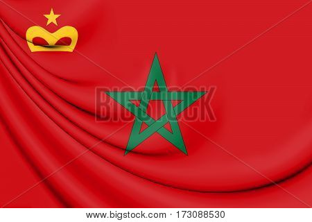 +++civil_ensign_of_morocco