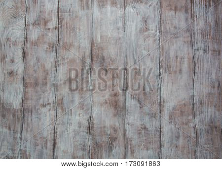 Light Wood Planks Background. Space For Your Text