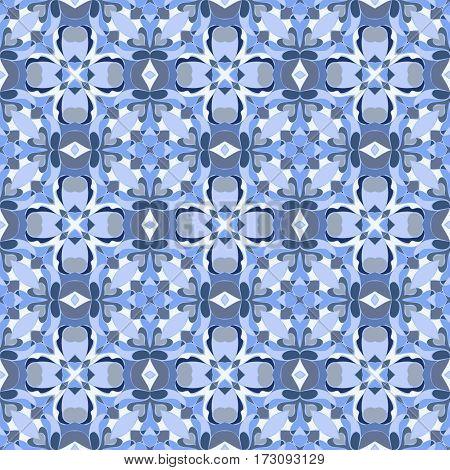 Seamless Symmetrical Pattern