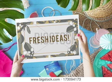 Ideas Creative Design Inspire Freshideas