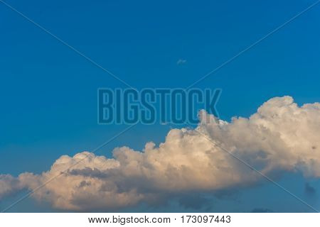 Image Of Sky On Day Time For Background Usage