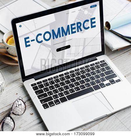 E-commerce Business Technology Internet Data