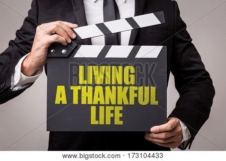 Living a Thankful Life