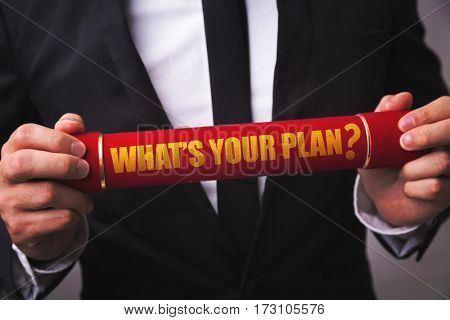 Whats Your Plan?