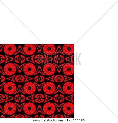 Figures with fancy elements. Fine structure wallpapersurface forms.Tiles motif.Textile print wrapping trendy contemporary website stylish fabric. Modern stylish irregular grid shapes.