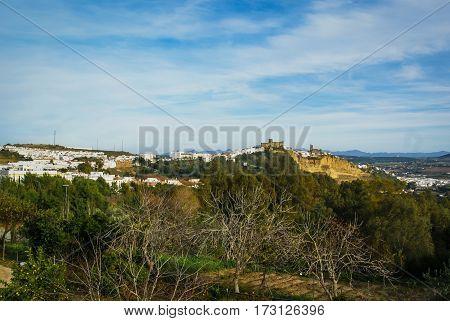 Arcos De La Frontera, Andalucia, Spain