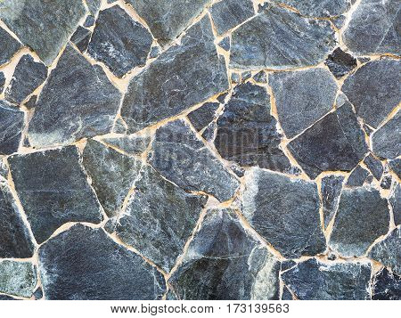 Background of stone wall texture technology pattern design