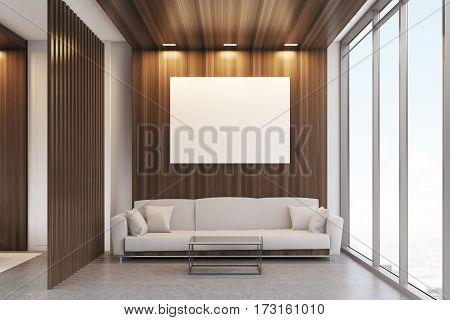 Luxury Office Waiting Room