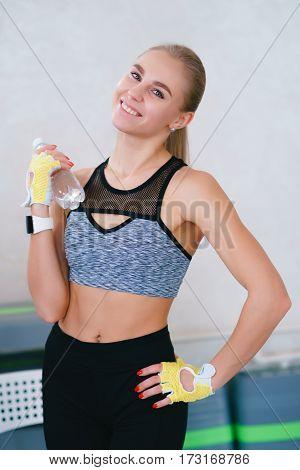 Fitness Girl Portrait