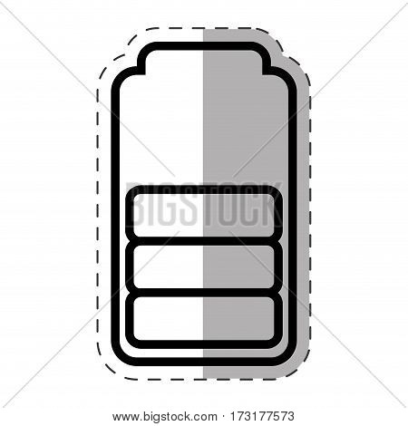 environment battery charge design vector illustration eps 10