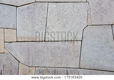 Cutting stone wall background and texture for graphic resource