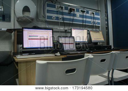 Er Coordination Center
