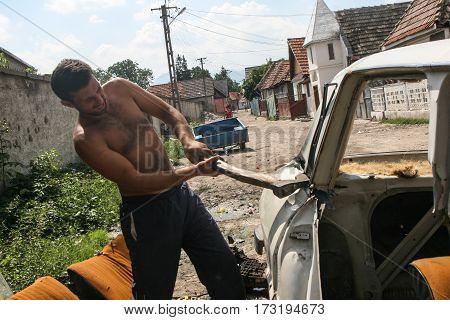 Car Dismantle