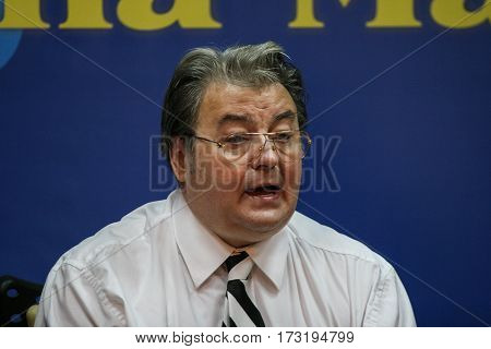 Corneliu Vadim Tudor Romanian Politician