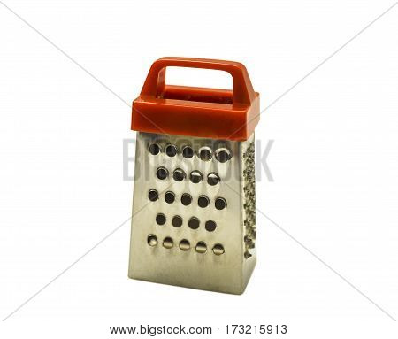 grater isolated white background kitchenware food kitchen