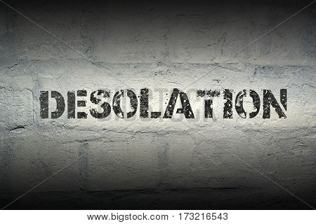 Desolation Word Gr