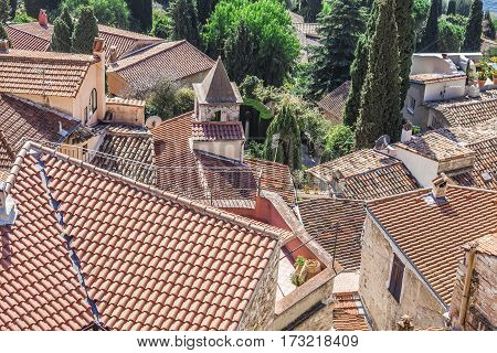 Residential Home Roof Top
