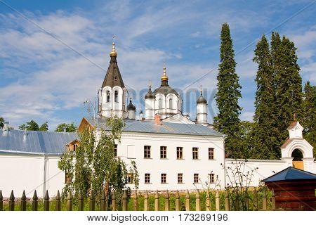 Skeet All Saints White Skit . Valaam Island Russia, Karelia