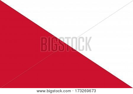Flag of Utrecht is the capital and most populous city in the Dutch province of Utrecht
