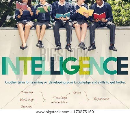 Curriculum Intelligence School Tutorial Institute Concept