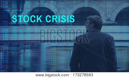 Forex Stock Crisis Venture poster