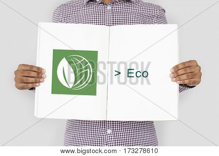 Ecology Environment Save The Planet Concept