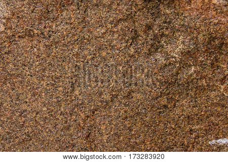 Brown Stone Granite Background