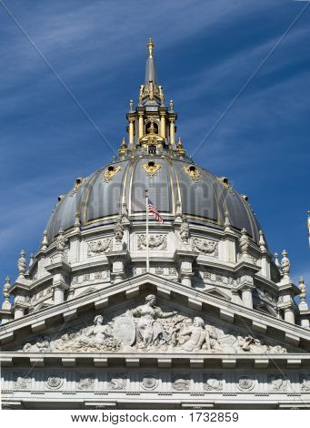 City Hall Dome Detail