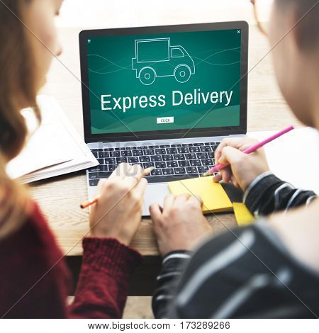 Cargo Express Delivery Free Shipping