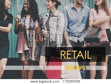 Retail Commerce promotion Consumer Buying Selling