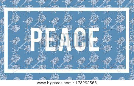 Keep Calm Mindfulness Peaceful Serene Relaxation