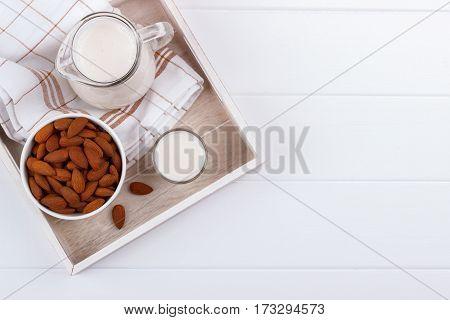 Healthy Almond Milk