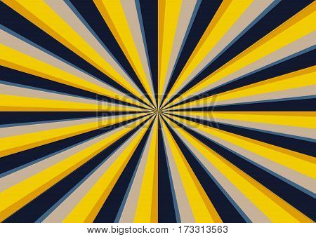 Abstract colored background in shade of different colors