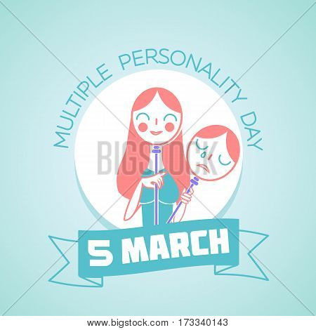 5 March Multiple Personality Day