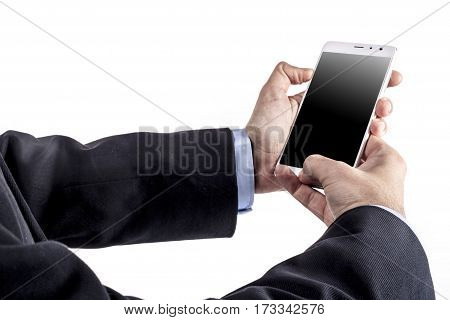 Phone In Hands