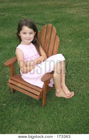 Bare Foot Girl