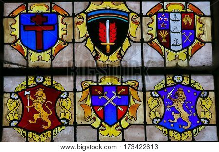 Stained Glass - D-day