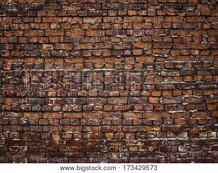 Old Brick Wall, Stone Texture For Background Design